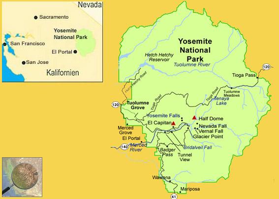 Geo Aktuell Nordamerika Yosemite National Park